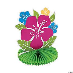 Paper Tropical Flower Centerpiece