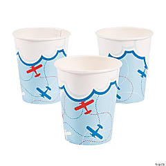 Paper Up & Away Party Cups