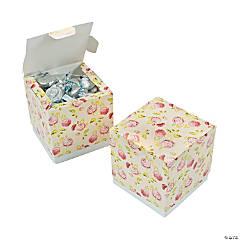 Paper Vintage Collection Favor Boxes