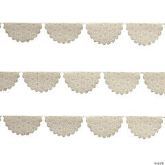 Paper Vintage Collection Lace Garland