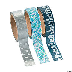 Paper Winter Washi Tape