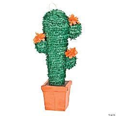 Papier-Mâché Cactus Piñata