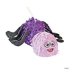 Papier-Mâché Halloween Spider Piñata