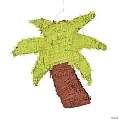 Papier-Mâché Palm Tree Piñata
