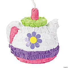 Papier-mâché Tea Pot Piñata