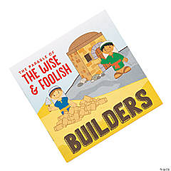 Parable of the Wise & Foolish Builders Readers
