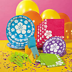 Paradise Party Basic Party Pack