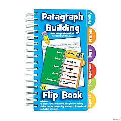 Paragraph Building Flip Books