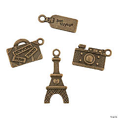 Paris Travel Charms