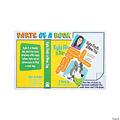 Parts of a Book Activity Sheets