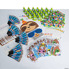 Party Animal Birthday Party To Go Kit for 24