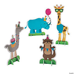 Party Animal Centerpieces