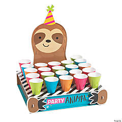 Party Animal Treat Cone Stand