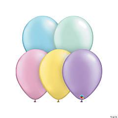 "Pastel Pearl 16"" Latex Balloon Assortment"