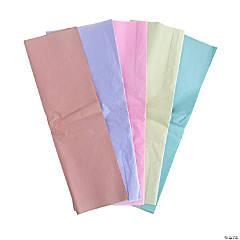 Pastel Tissue Paper Assortment