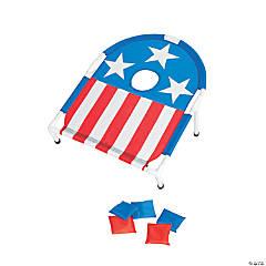 Patriotic Bean Bag Toss Game