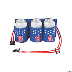 Patriotic Beer Holster
