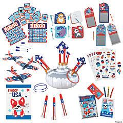 Patriotic Boredom Buster Kit