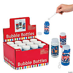 Patriotic Bubble Bottles