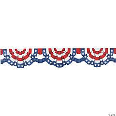 Save on Patriotic, 3-star, Bunting | Oriental Trading