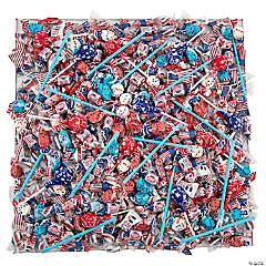 Patriotic Candy Assortment - 1000 pc.