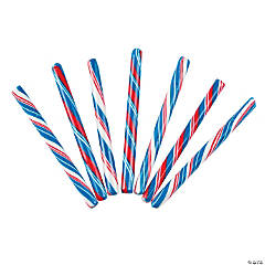 Patriotic Candy Sticks