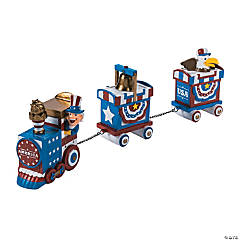 Patriotic Express Train