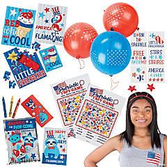 Patriotic Family Busy Kit