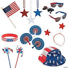 Patriotic Family Fun Kit