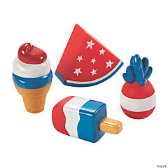 Patriotic Fruit Toys