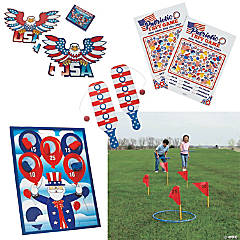 Patriotic Games Kit