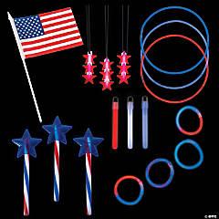 Patriotic Glow Family Kit