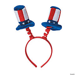Patriotic Hat Head Boppers