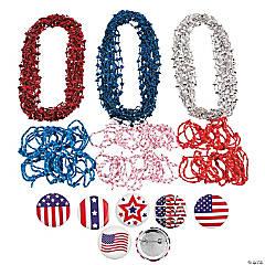 Patriotic Jewelry Assortment