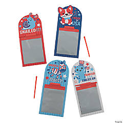Patriotic Magic Screens