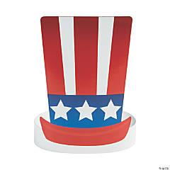 Patriotic Paper Hats