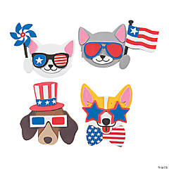 Patriotic Crafts For Kids Oriental Trading Company