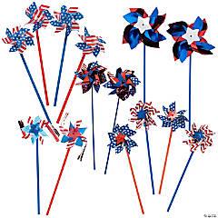 Patriotic Pinwheels Assortment Kit