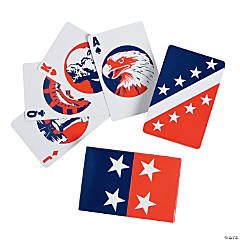 Patriotic Playing Cards PDQ