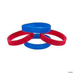 Patriotic Silicone Bracelets