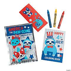 Patriotic Stationery Sets