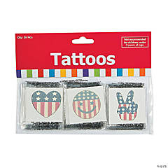Patriotic Tattoos