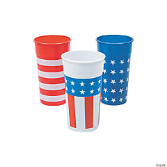Patriotic Tumblers