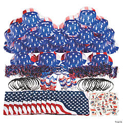 Patriotic Wearables Kit for 48