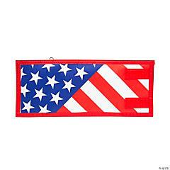 Patriotic Wrist Wallet