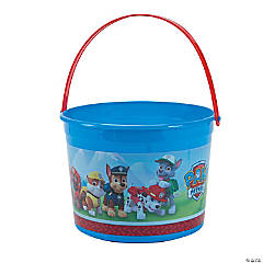 Paw Patrol Favor Container