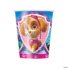 Paw Patrol™ Pink Paper Cups