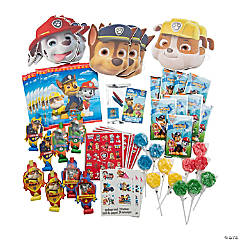Paw Patrol Pre-Filled Gift Bags for 8