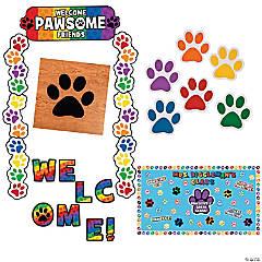 Paw Print Decorating Kit