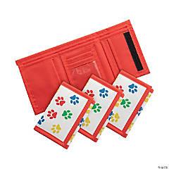 Paw Print Wallets